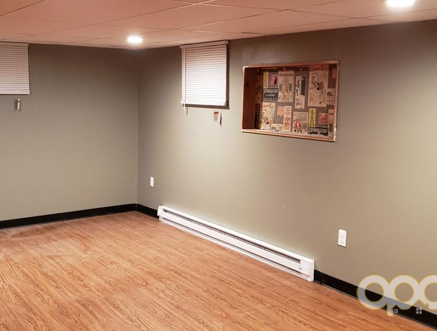 Basement-Bedroom